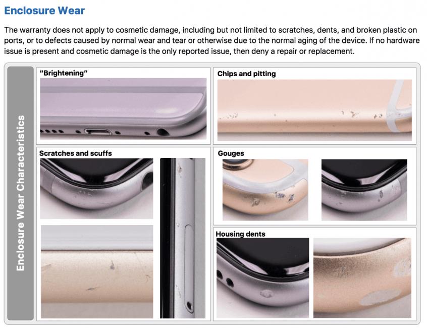 Tabletowo.pl Co Apple naprawi w ramach gwarancji, a czego nie? Apple Ciekawostki Plotki / Przecieki