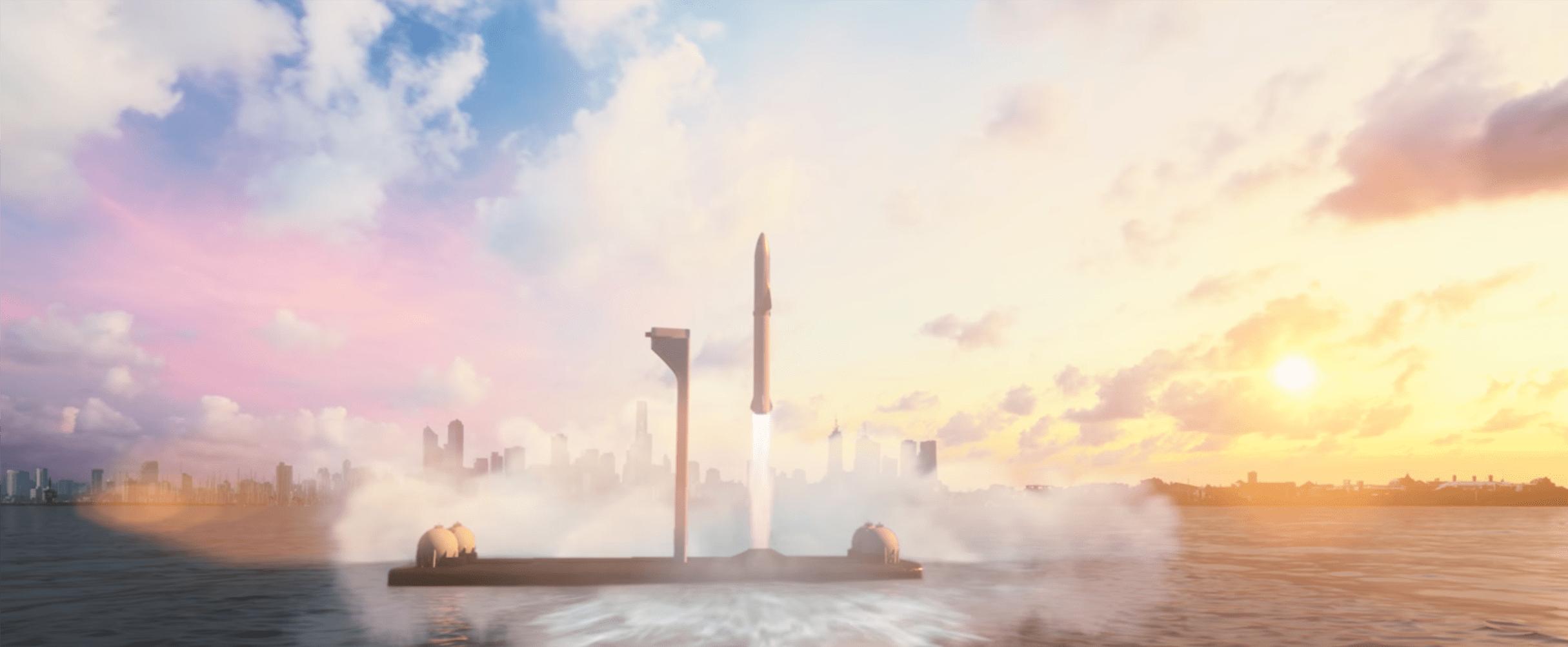 Tabletowo.pl Elon Musk i jego kosmiczne Pendolino. Rakiety SpaceX przetransportują nas z Nowego Jorku do Paryża w pół godziny Ciekawostki