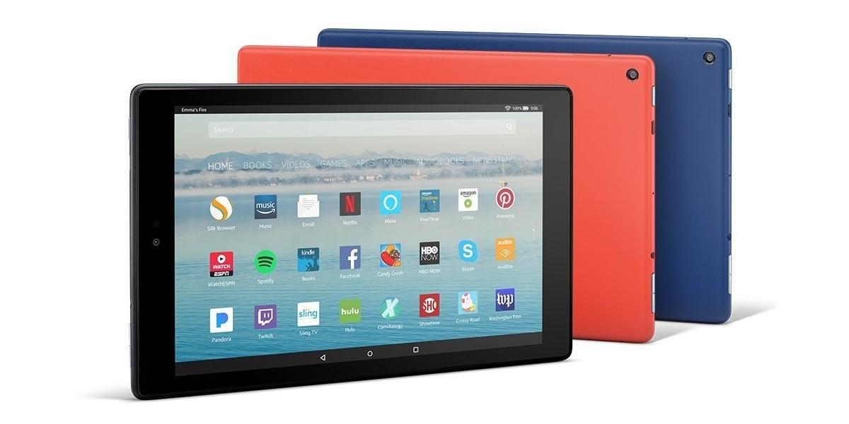 Tabletowo.pl Amazon wprowadza na rynek kolejny tablet - Fire HD 10. Ceny i parametry zachęcają do zakupu Amazon Android Nowości Tablety