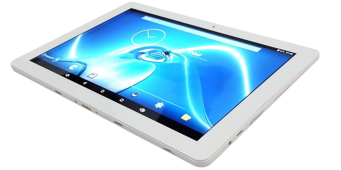 Tabletowo.pl W Auchanie kupisz nowy tablet DGM, ale lepiej dwa razy się zastanów, czy naprawdę warto to zrobić Android Nowości Tablety