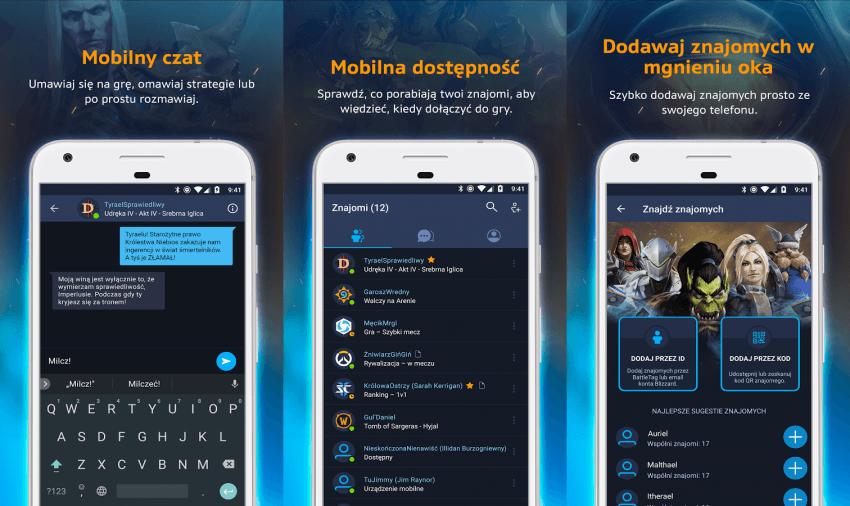 Tabletowo.pl Długo wyczekiwana aplikacja Battle.net dostępna w końcu na Androida i iOS Android Aplikacje iOS Nowości