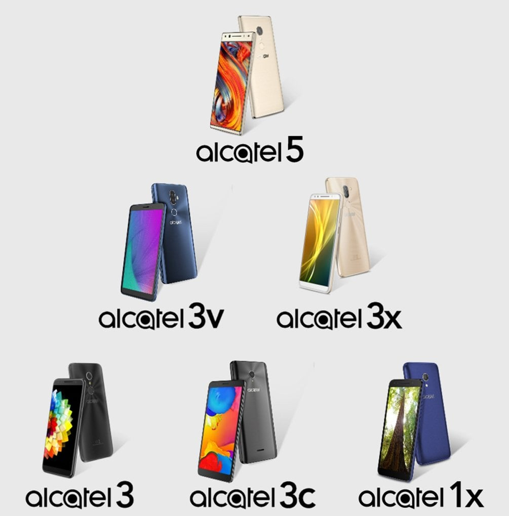 Tabletowo.pl Wiemy już, jakie smartfony z wyższej półki Alcatel zaprezentuje w 2018 roku Alcatel Android Plotki / Przecieki Smartfony