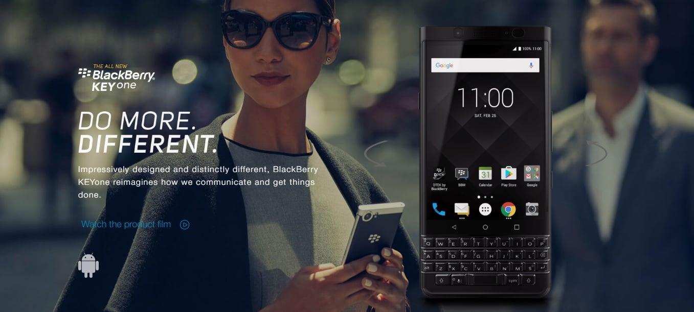 Tabletowo.pl BlackBerry KEYone Black Edition już do kupienia w Polsce. Cena może Was troszkę zdziwić Android BlackBerry Smartfony