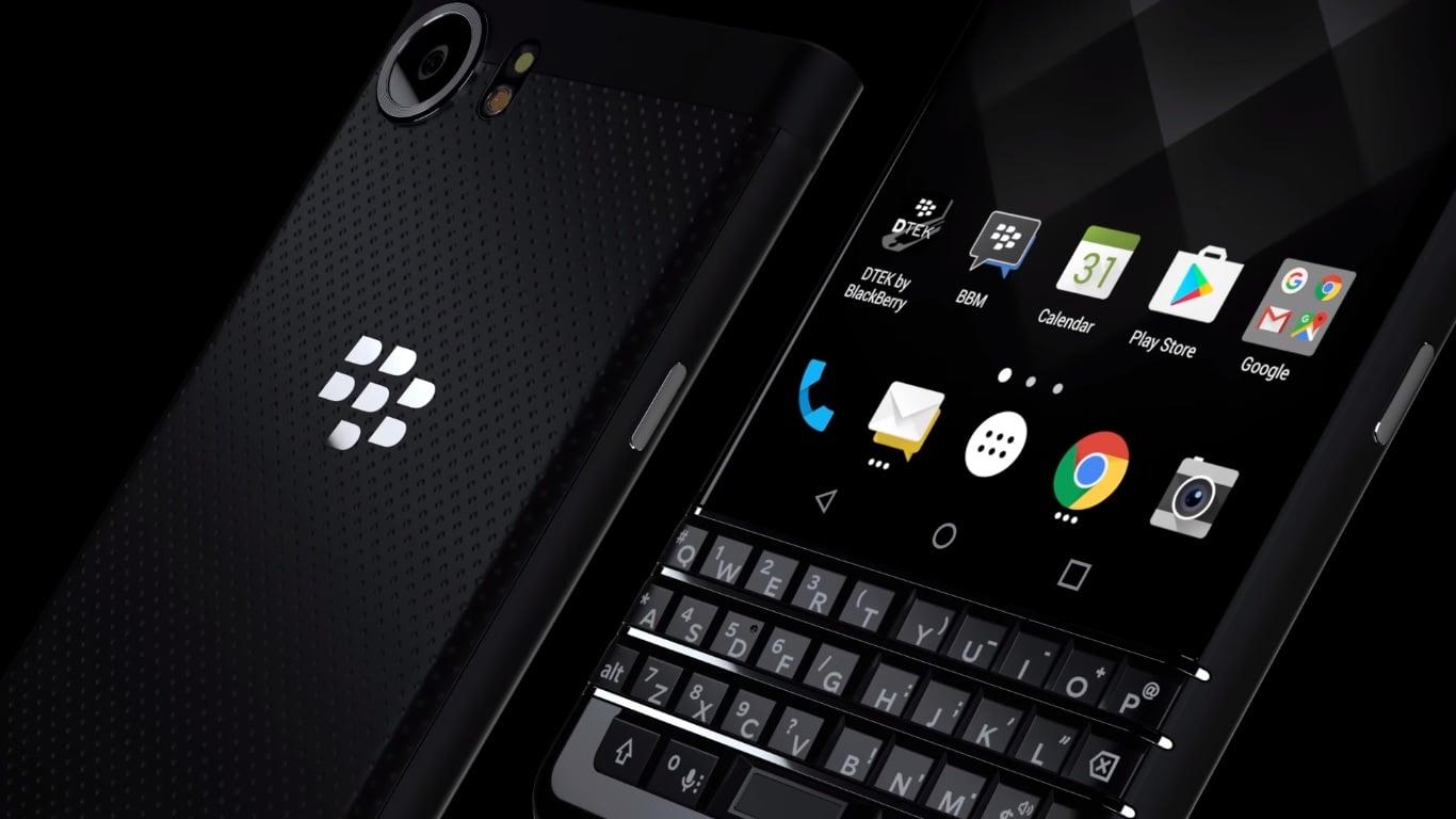 BlackBerry KEYone - ostatnie przymiarki do zmiany systemu na Androida Oreo 27