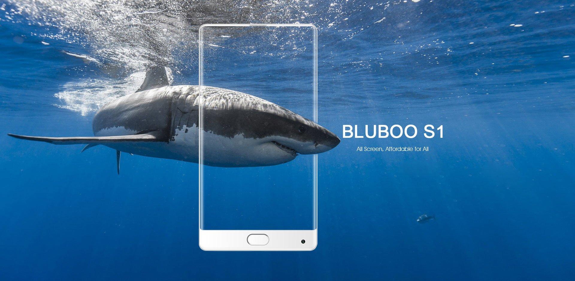 Prawie bezramkowy Bluboo S1 trafił do sprzedaży w Polsce. Nie wydacie na niego majątku 23
