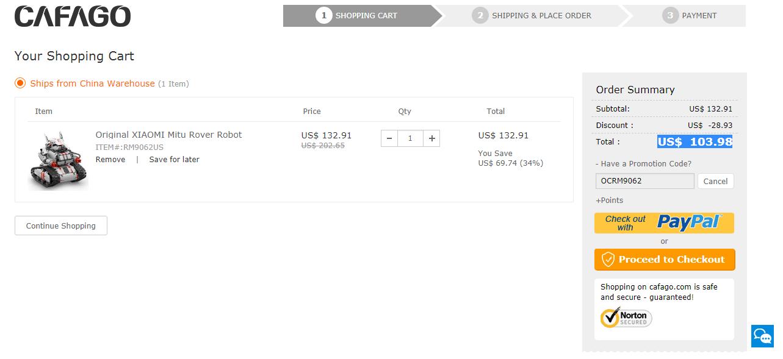 Tabletowo.pl Jeśli lubisz bawić się klockami, Xiaomi Mitu Rover Robot jest dla Ciebie! W dodatku teraz kupisz go dużo taniej Promocje Xiaomi