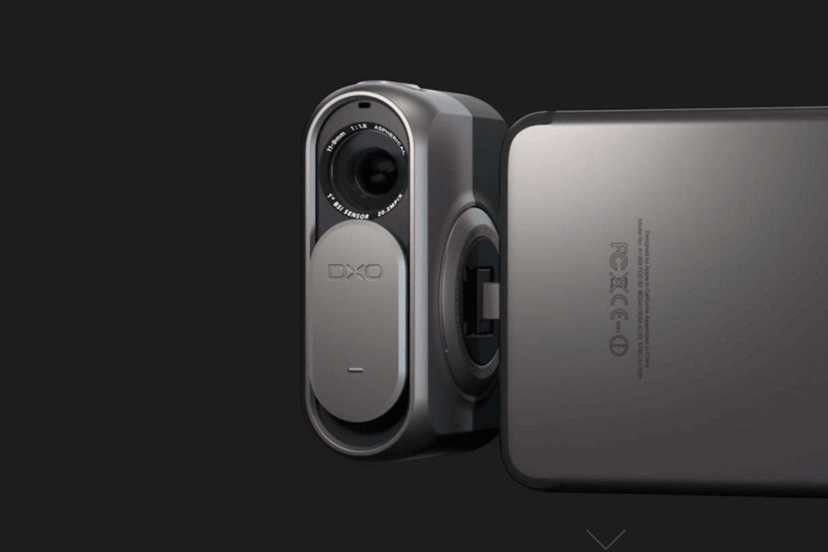 Tabletowo.pl Doczepiana kamera DxO trafi w końcu do użytkowników Androida Akcesoria Zapowiedzi