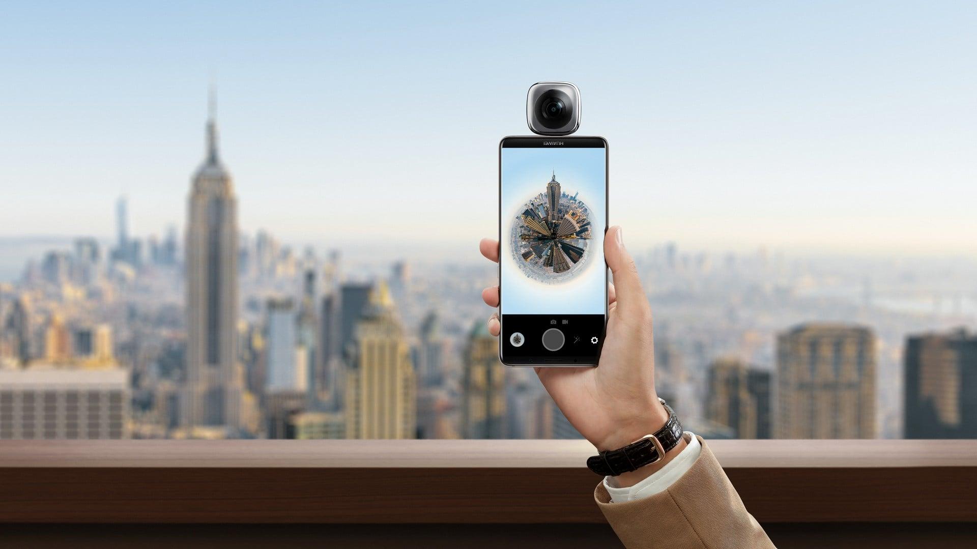 Tabletowo.pl Nie tylko iPhone X - dziś startuje przedsprzedaż Huawei Mate 10 Pro z kamerką 360 stopni Huawei Nowości Smartfony