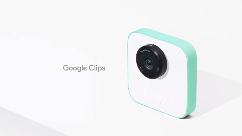 kamerka Google Clips
