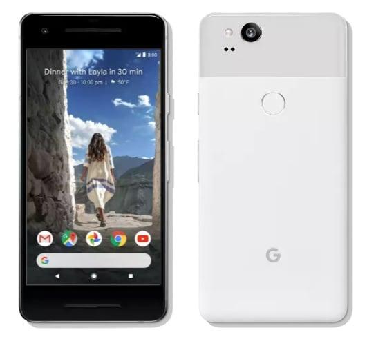 Tabletowo.pl W Google właśnie przybijają sobie piątki - Pixel 2 wystartował dwa razy lepiej niż jego poprzednik Google Raporty/Statystyki