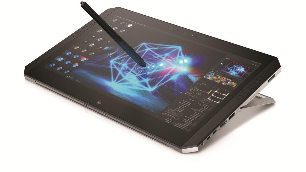 Tabletowo.pl Microsoft Surface Studio ściśnięte do rozmiarów tabletu: oto HP ZBook X2 z 14-calowym ekranem 4K HP Hybrydy