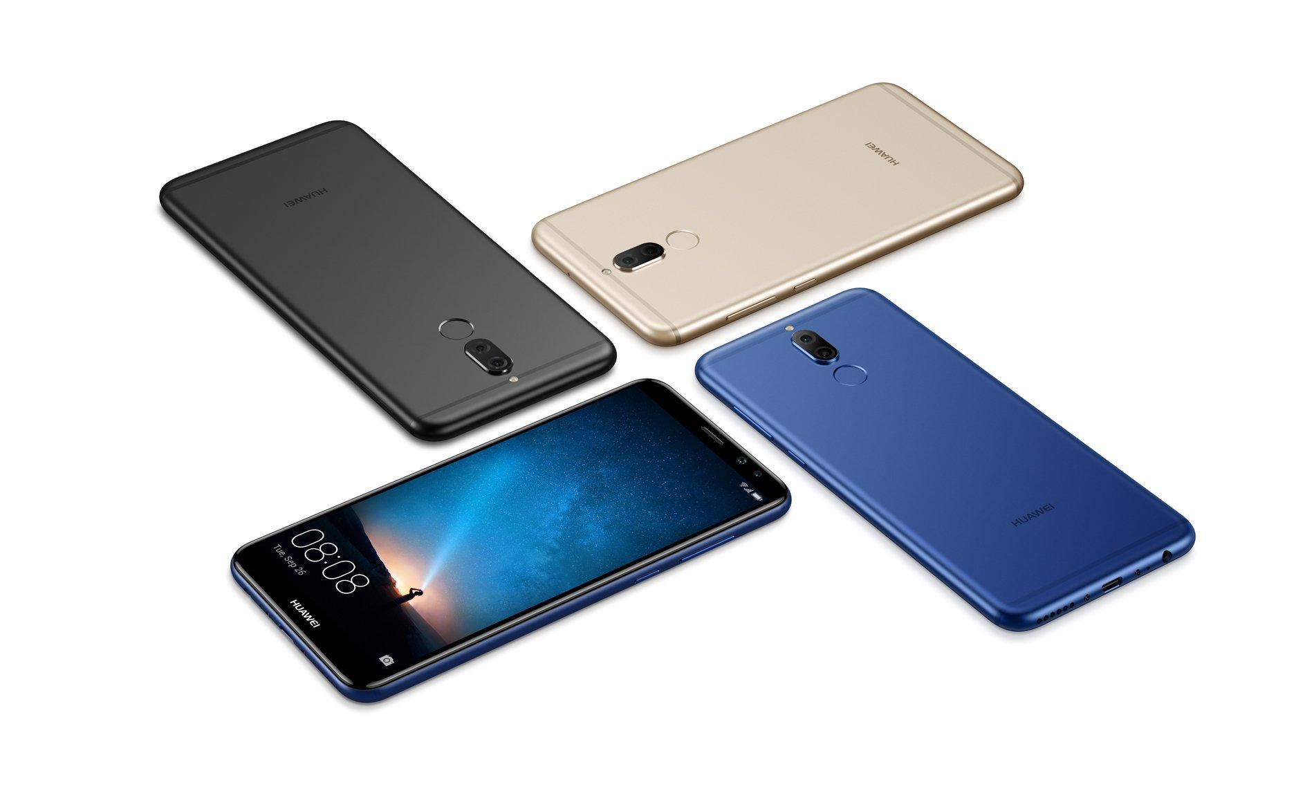 Tabletowo.pl Huawei Mate 10 Lite vs Huawei Mate 9 Lite (Honor 6X) - porównanie parametrów Android Huawei Porównania Smartfony
