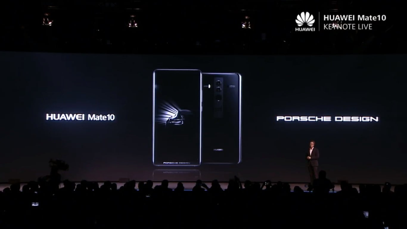 Tabletowo.pl Premiera Huawei Mate 10 i Mate 10 Pro. Huawei obiecywał dużo i nie rzucał słów na wiatr Android Huawei Nowości Smartfony