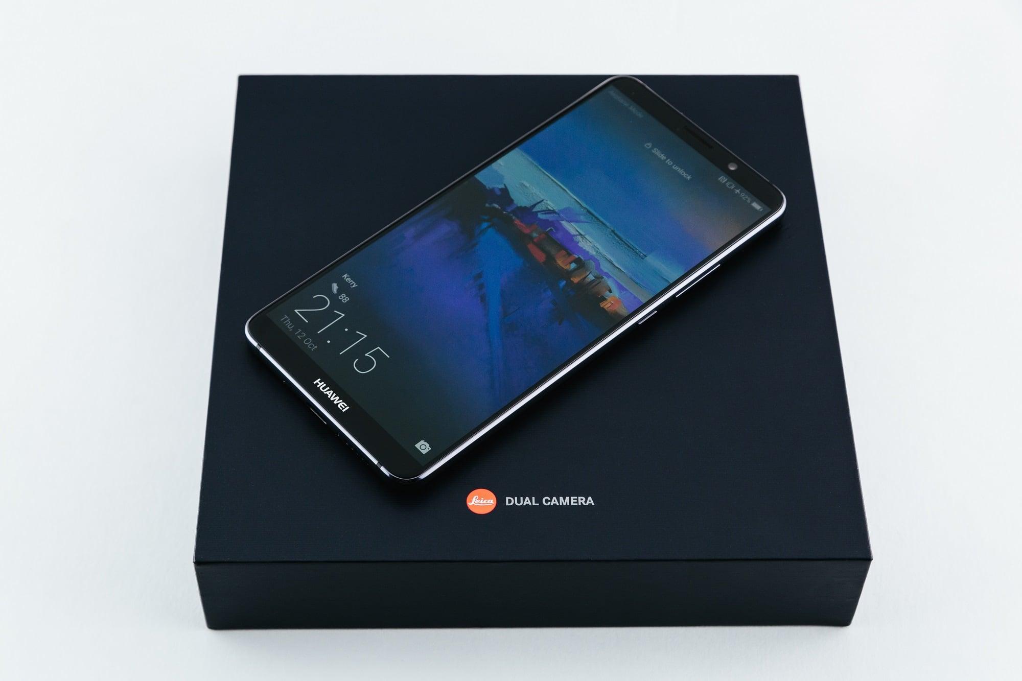 Huawei Mate 10 Pro Vs Huawei Mate 9 Por 243 Wnanie Parametr 243 W