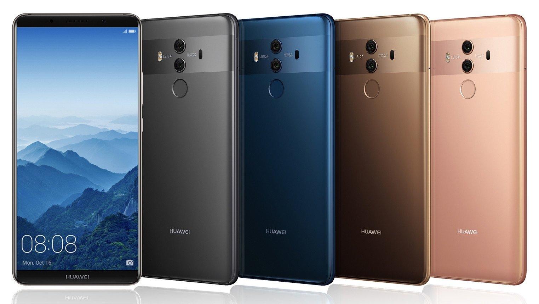Tabletowo.pl Huawei Mate 10 Pro vs Huawei Mate 9 Pro - porównanie parametrów Android Huawei Porównania Smartfony