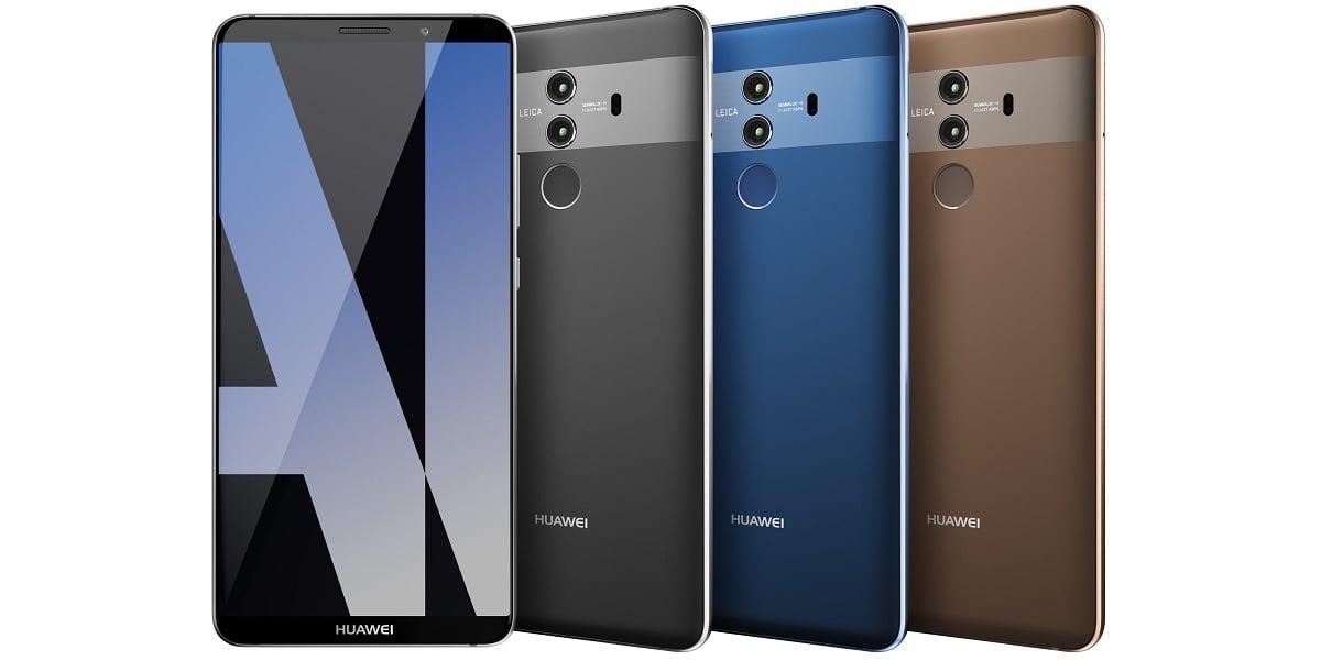 Tabletowo.pl Huawei Mate 10 Pro ma być najlepszym smartfonem na rynku. Ale klienci niemało za to zapłacą. To pewne Android Huawei Smartfony