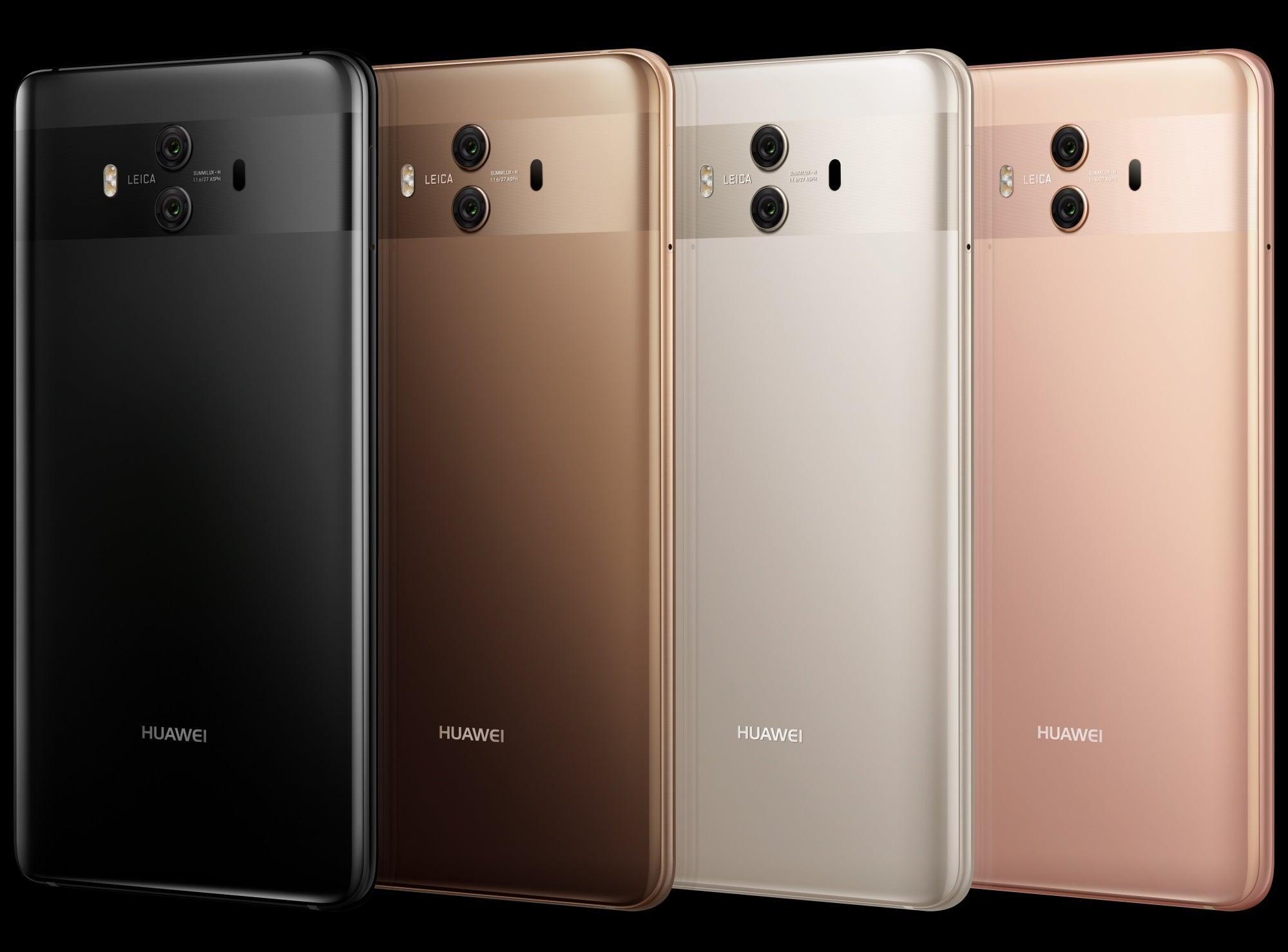 Huawei Mate 10 vs Huawei Mate 9 - porównanie parametrów 20