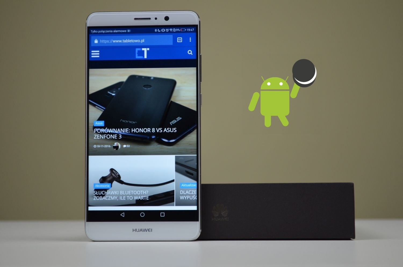 Tabletowo.pl Huawei szuka beta testerów Androida 8.0 Oreo wśród właścicieli Mate 9 Android Huawei Smartfony