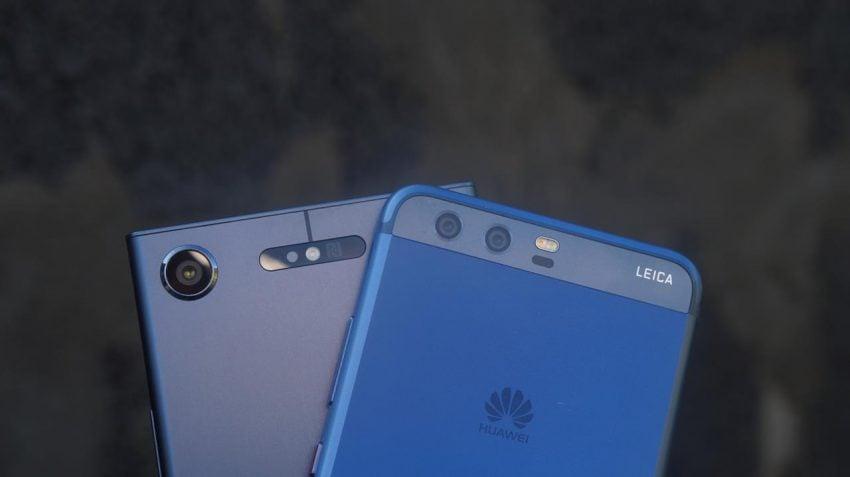 Porównanie Huawei P10 vs Sony Xperia XZ1. Który flagowiec jest lepszy? 25