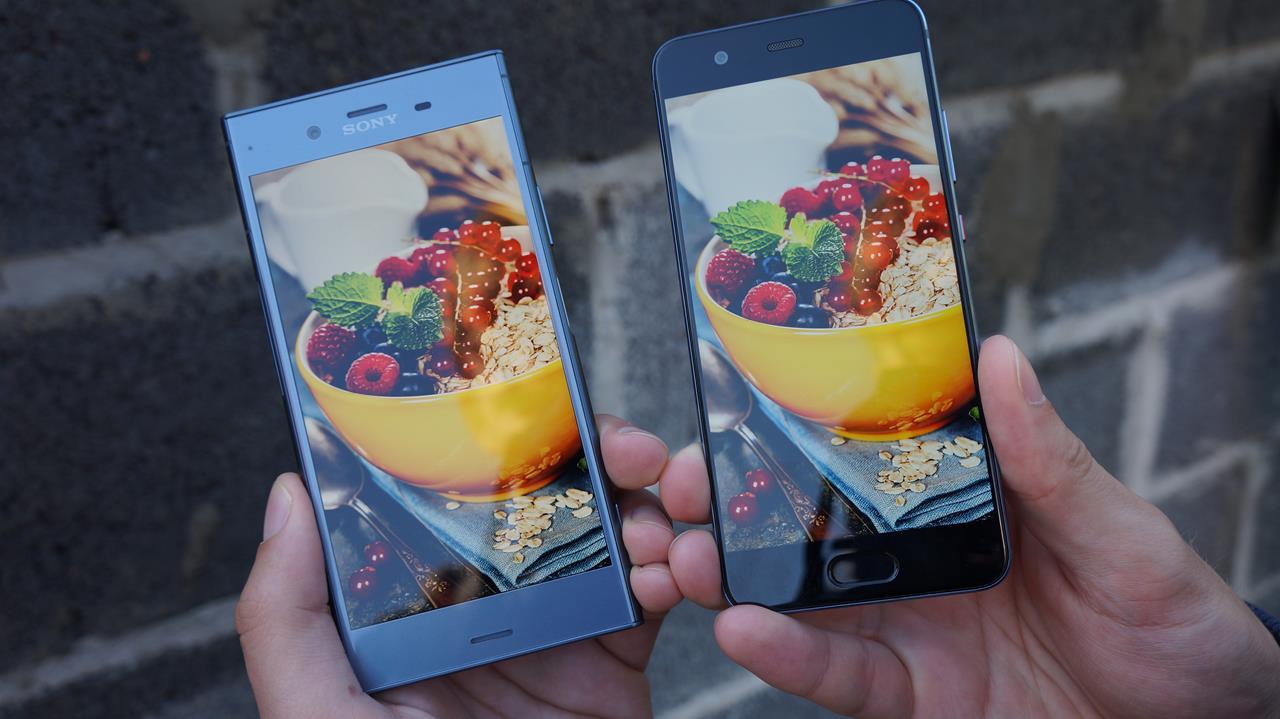 Porównanie Huawei P10 vs Sony Xperia XZ1. Który flagowiec jest lepszy? 17