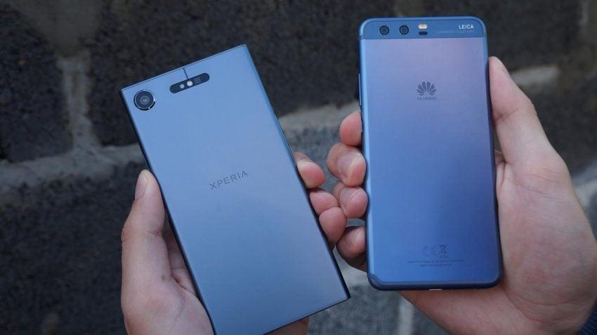 Porównanie Huawei P10 vs Sony Xperia XZ1. Który flagowiec jest lepszy? 18
