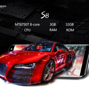 Tabletowo.pl Leagoo S8 i S8 Pro za pół ceny w przedsprzedaży Chińskie Nowości Smartfony