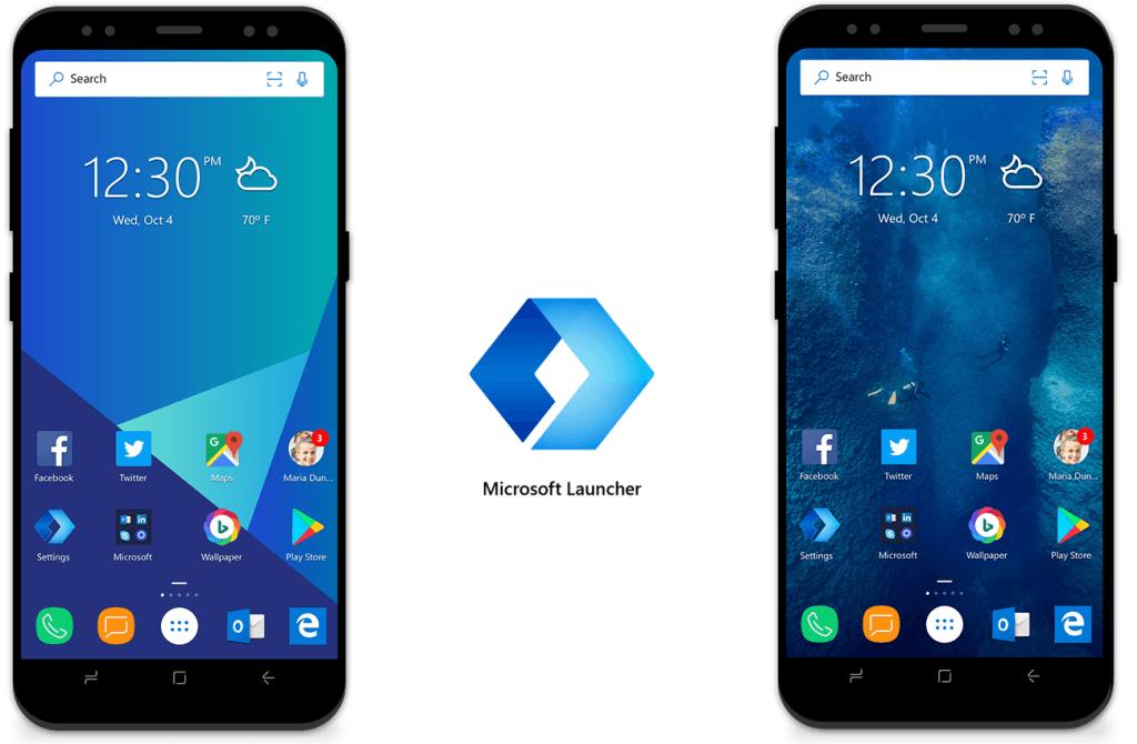 Microsoft aktualizuje jeden z najlepszych launcherów na Androida. Jest obsługa paczek ikon 22