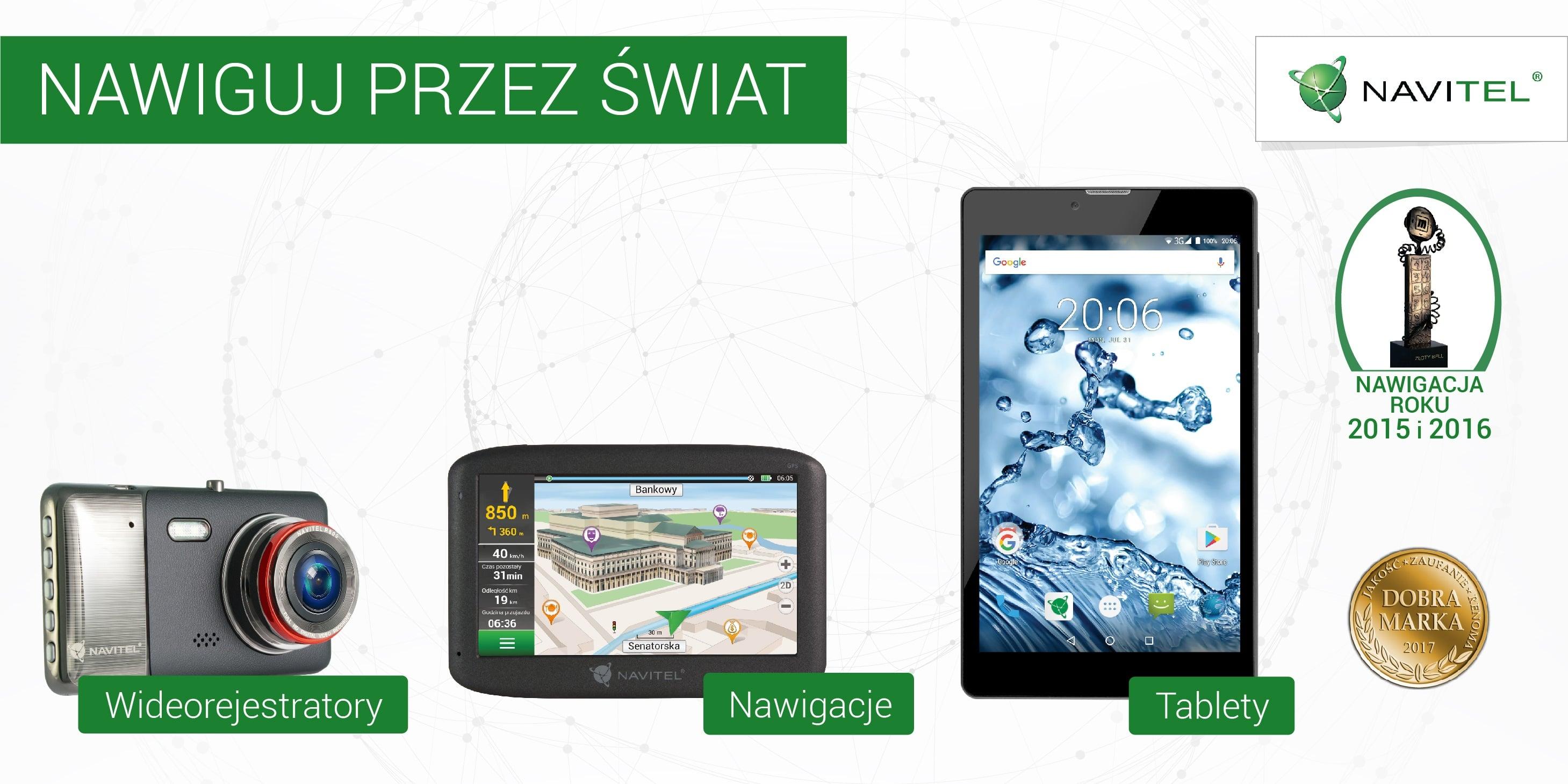 Tabletowo.pl NAVITEL prężnie rozwija się na polskim rynku. Firma rozszerza portfolio i sprzedaje coraz więcej urządzeń Raporty/Statystyki