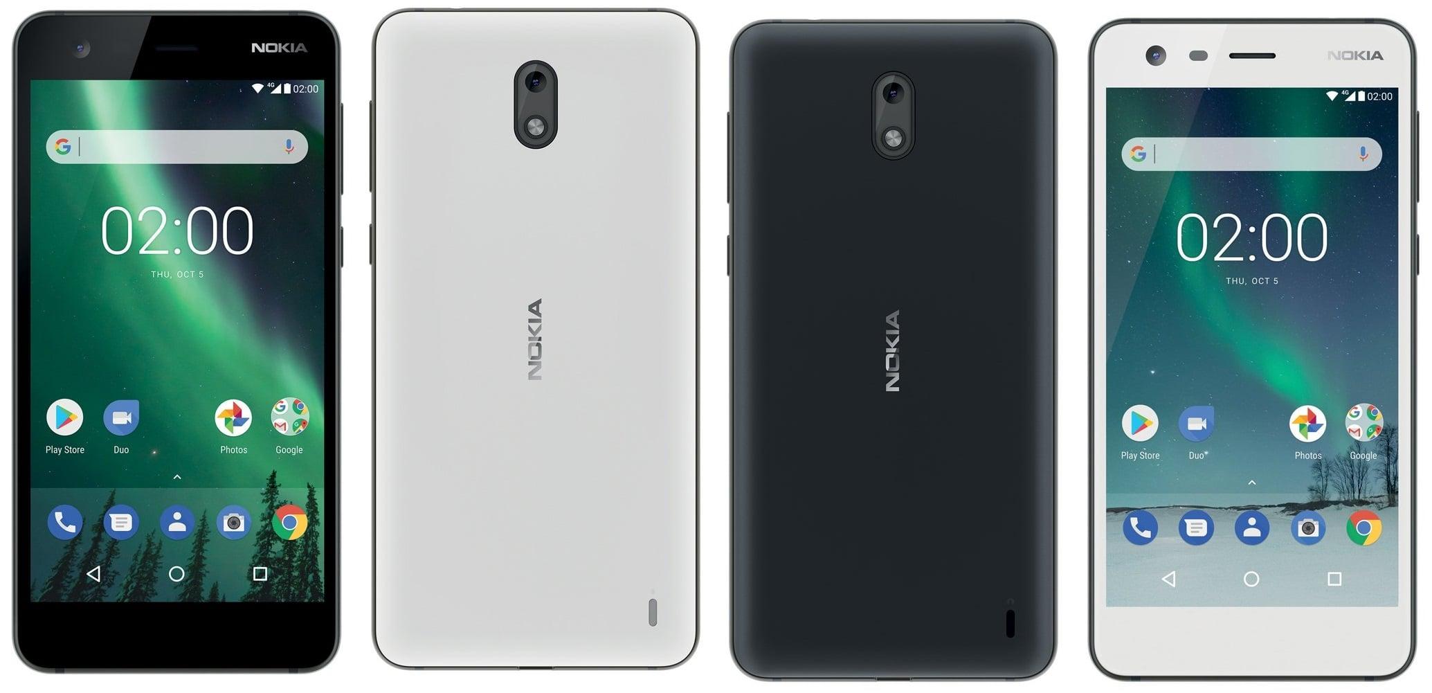 Tabletowo.pl Nokia 2 w AnTuTu - niespodzianki nie ma, jest mocno przeciętnie Android Nokia Smartfony