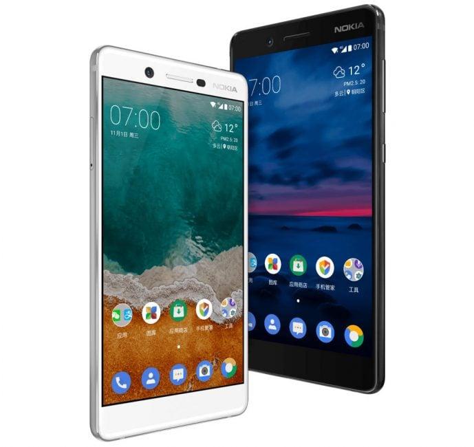 """Tabletowo.pl Nokia 7 oficjalnie. Podwójny aparat i zdjęcia """"bothies"""" Nokia Nowości Smartfony"""