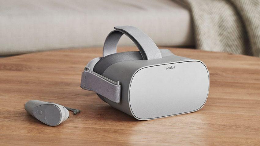 Wirtualna rzeczywistość od Facebooka nareszcie bez kabli: Oculus Go zaprezentowany 18