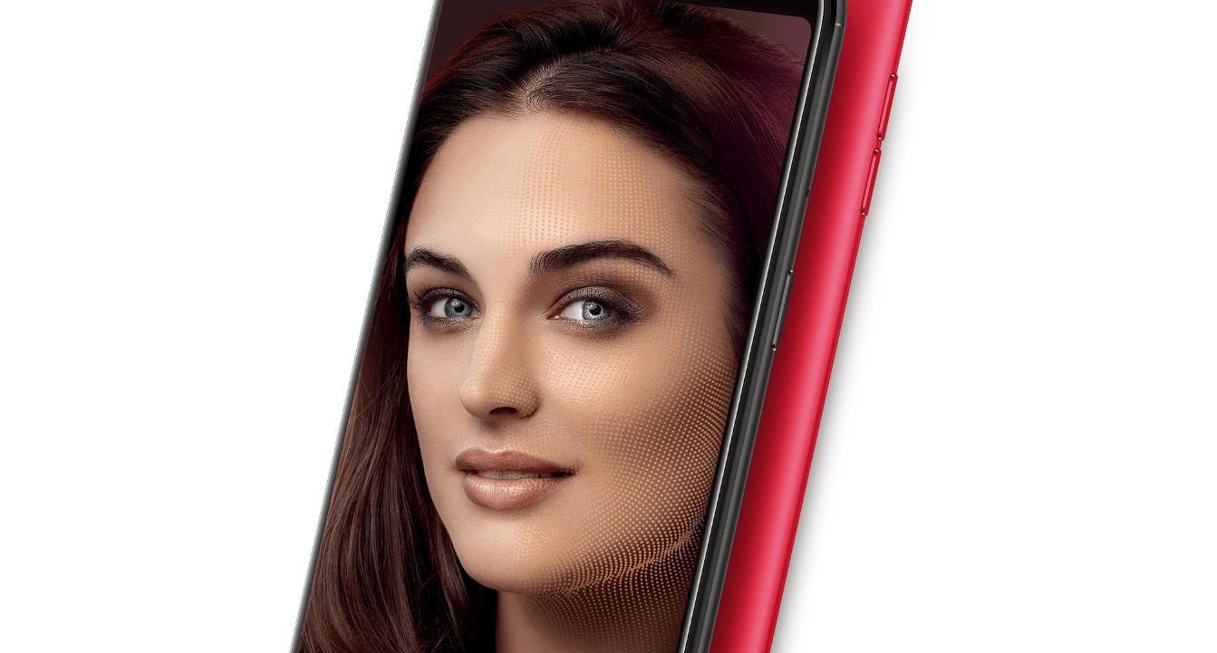 Tabletowo.pl Zadebiutował Oppo F5. Chce udawać, że ma aparat TrueDepth i Face ID jak iPhone X Android Nowości Oppo Smartfony