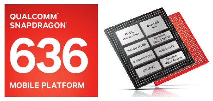 Tabletowo.pl Qualcomm zaprezentował nowy procesor: Snapdragon 636 ma być 40% szybszy od Snapdragona 630 Nowości Technologie