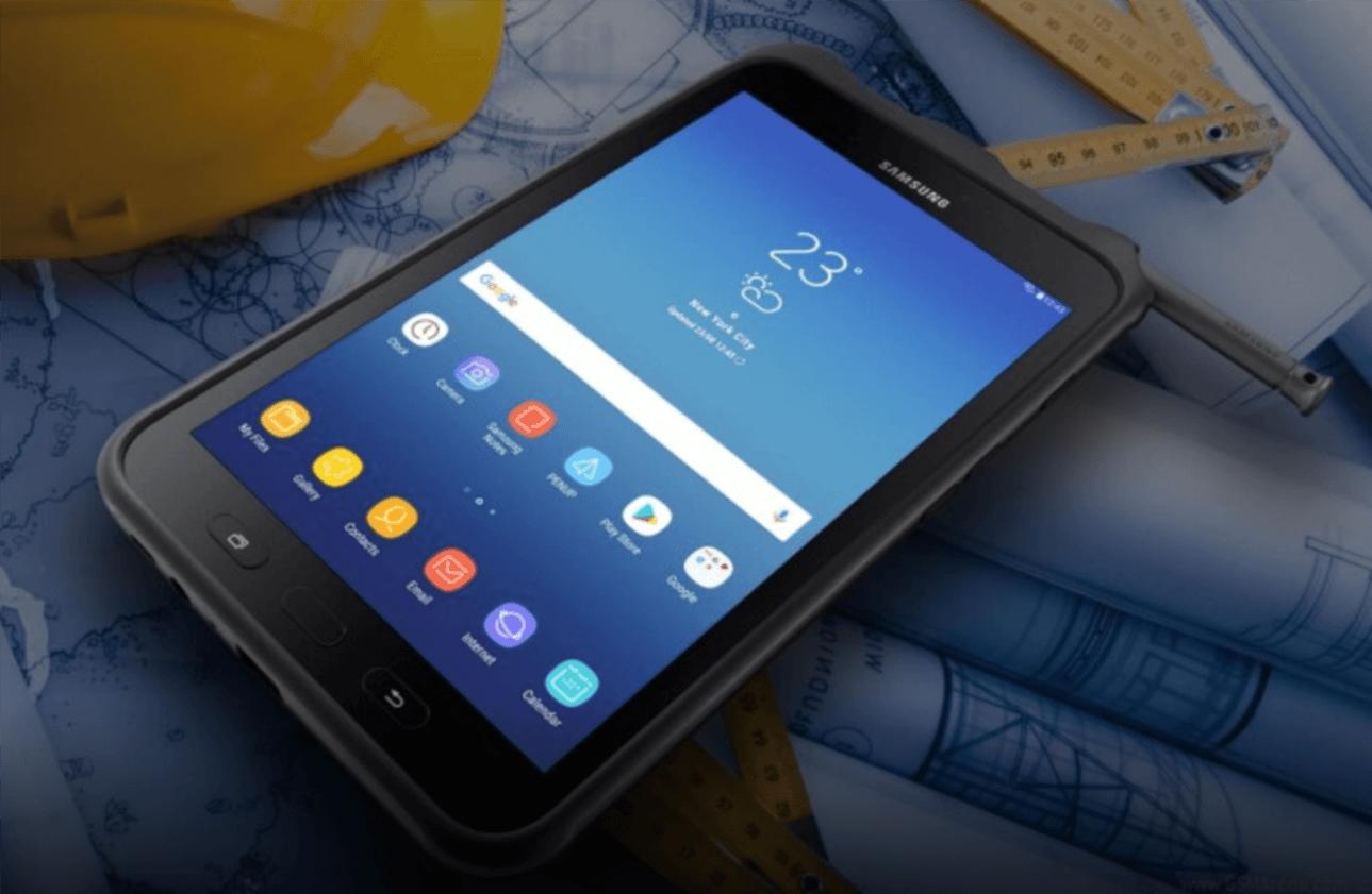 Odporny Samsung Galaxy Tab Active 2 już jest. Nie wiadomo jeszcze gdzie dokładnie, ale jest 21
