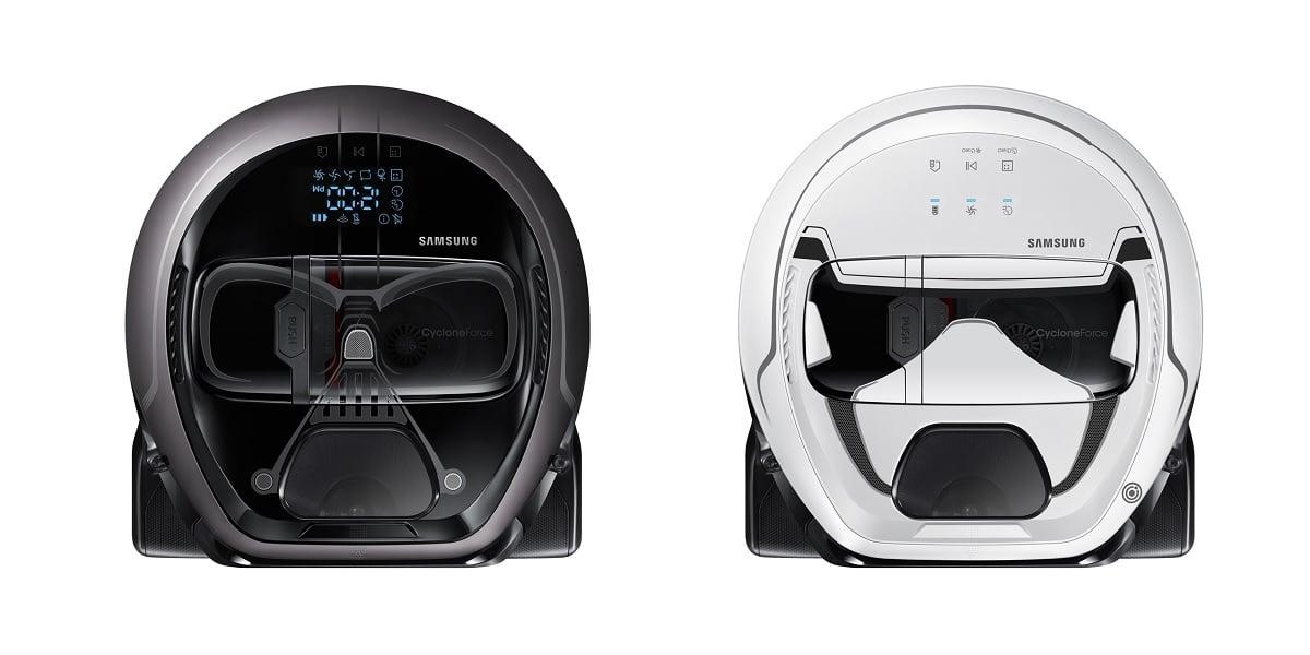 20 listopada trafią do sprzedaży roboty sprzątające Samsung Star Wars POWERbot. Znamy ceny 21
