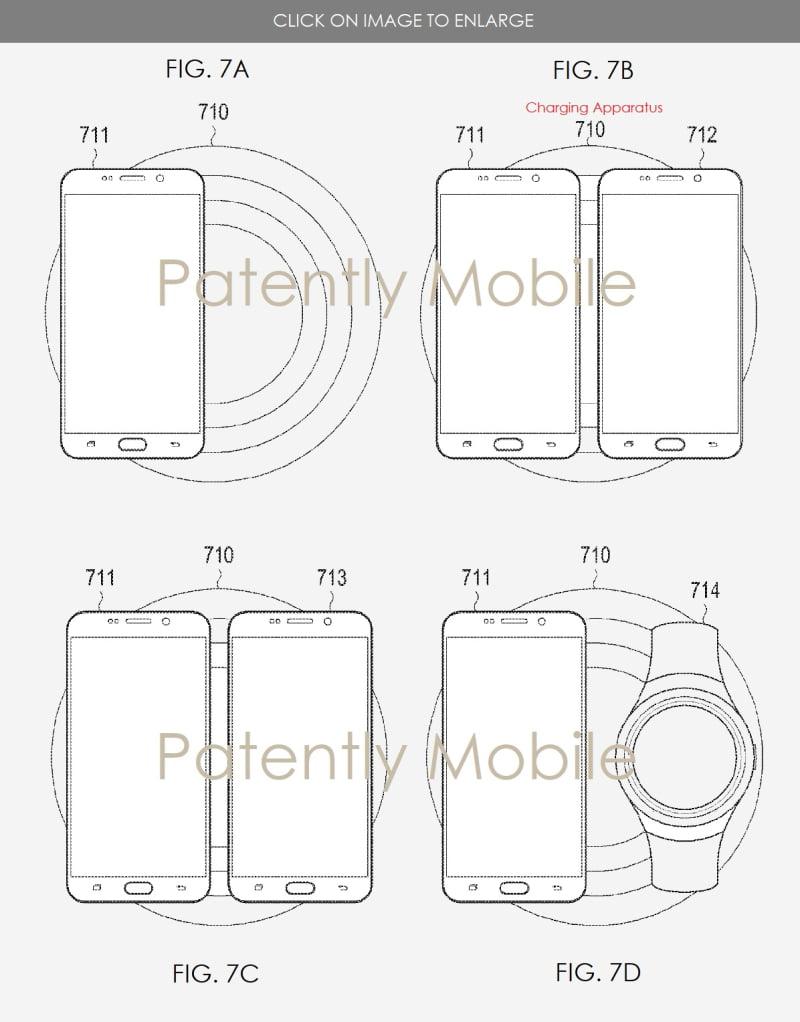 Tabletowo.pl Samsung chyba pozazdrościł Apple ładującej poduszki, więc też wymyślił swoją Android Apple iOS Samsung Smartfony Wearable