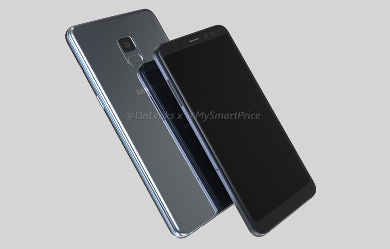 Tabletowo.pl Pooglądajcie sobie Samsunga Galaxy A5 (2018) i Galaxy A7 (2018) Plotki / Przecieki Samsung Smartfony