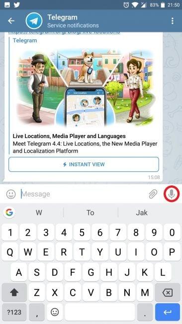 Tabletowo.pl Aplikacja tygodnia #4 - Telegram Aplikacje Cykle Recenzje Aplikacji/Gier