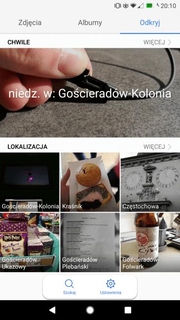 Tabletowo.pl Huawei P9 dostał aktualizację, która wprowadza między innymi Live Photos - także w Polsce Aktualizacje Huawei Oprogramowanie