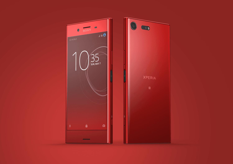 """Tabletowo.pl Sony Xperia XZ Premium w nowym kolorze. Jak się zapatrujecie na """"Kultową Czerwień""""? Android Nowości Smartfony Sony"""