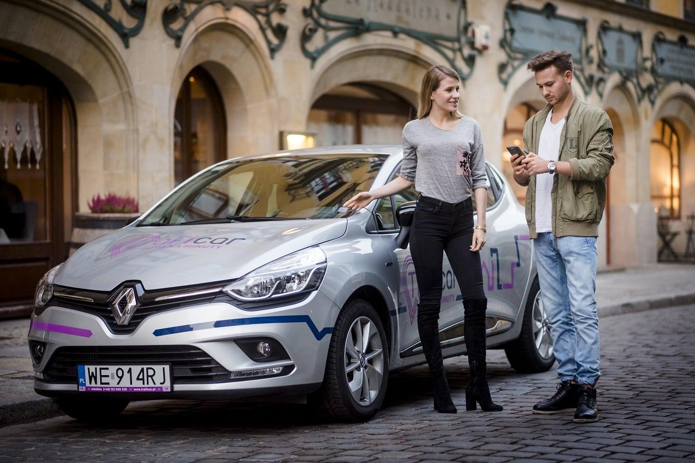 Tabletowo.pl Traficar wjeżdża do dwóch nowych miast: Poznania i Wrocławia Moto Nowości