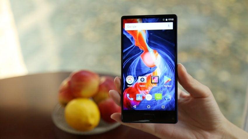 Tabletowo.pl Rozpakowanie Ulefone MIX - przyjrzyjmy się mu z bliska Chińskie Smartfony
