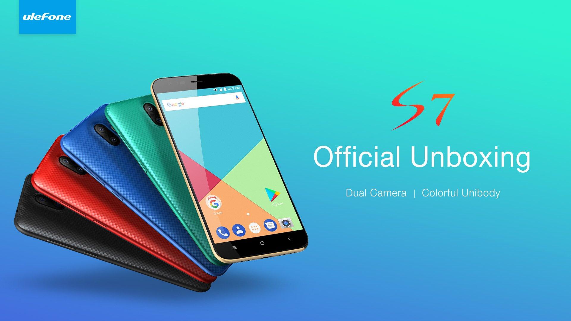Tabletowo.pl Czy za 39,99$ można dostać coś więcej niż sam smartfon? Tak, a z Ulefone S7 jest nawet etui gratis Android Chińskie Smartfony