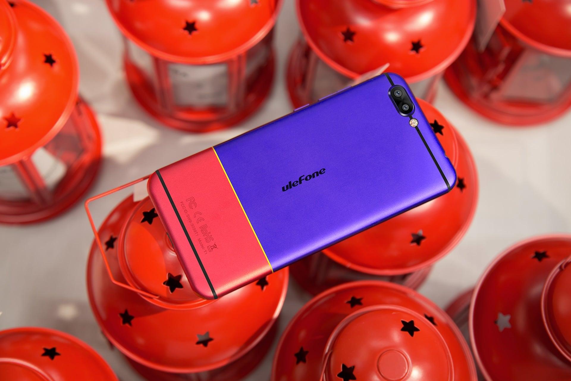 Tabletowo.pl Ulefone T1 Premium Edition z 6 GB RAM i 128 GB pamięci wewnętrznej oficjalnie zaprezentowany Android Chińskie Nowości Smartfony