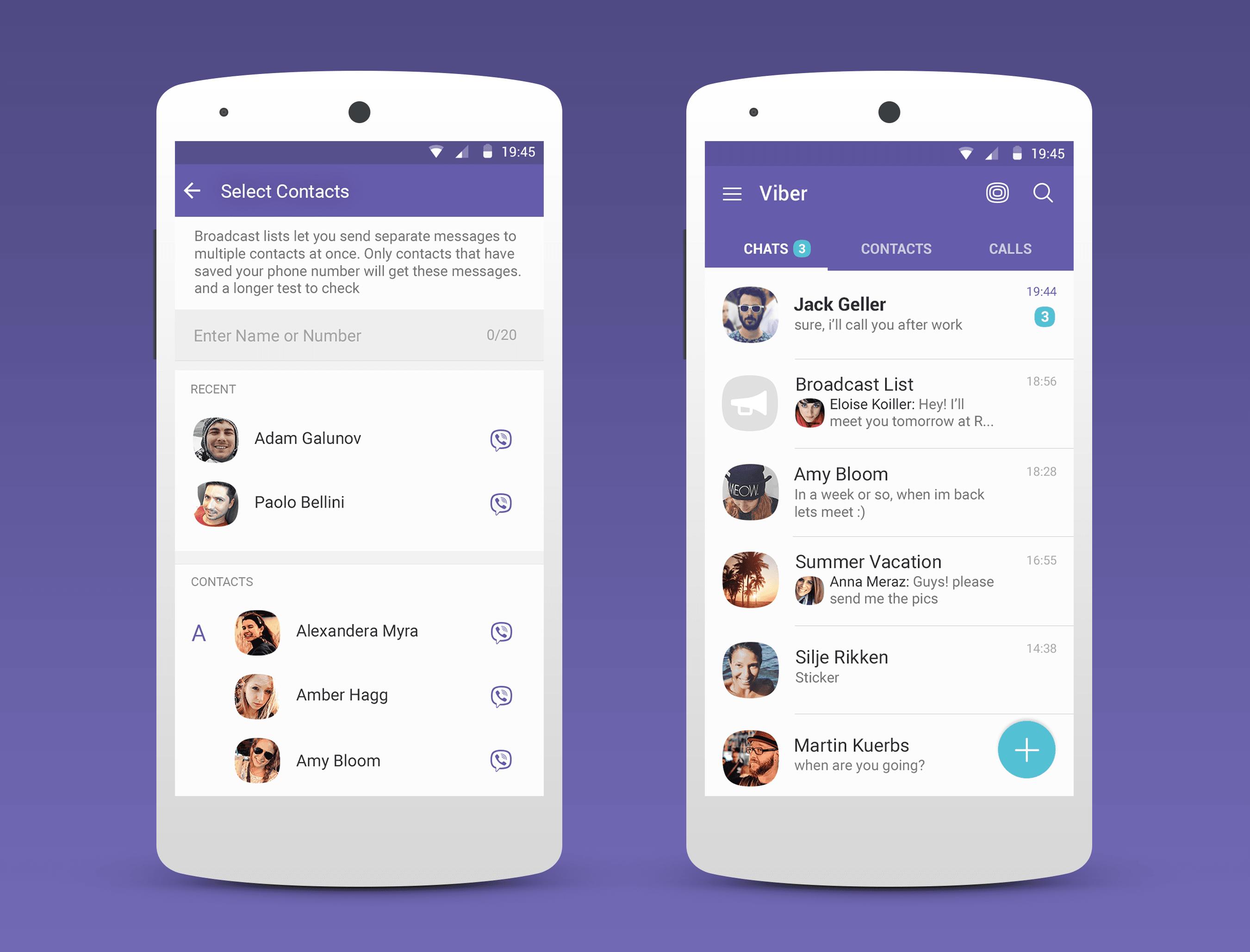 Tabletowo.pl Viber dodaje kilka nowych opcji w aplikacji, m.in. możliwość przypinania wiadomości w grupach Aktualizacje Aplikacje