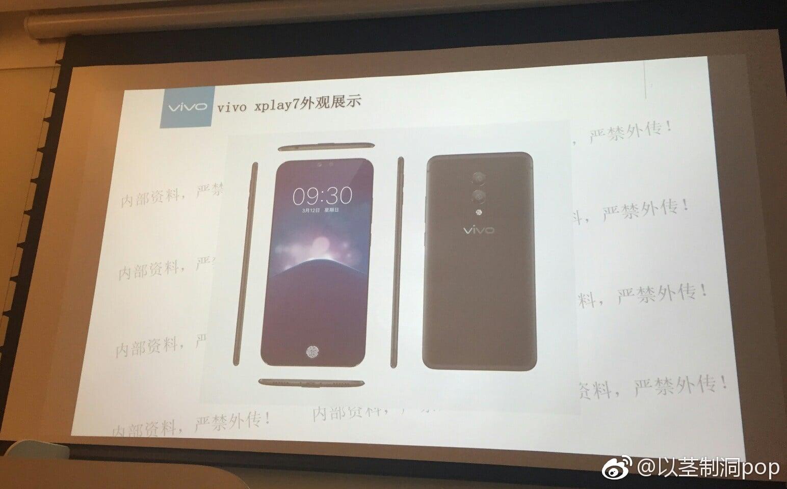 Tabletowo.pl Wiemy, kto wyprodukuje pierwszy na rynku smartfon z czytnikiem linii papilarnych w ekranie Android Smartfony Vivo