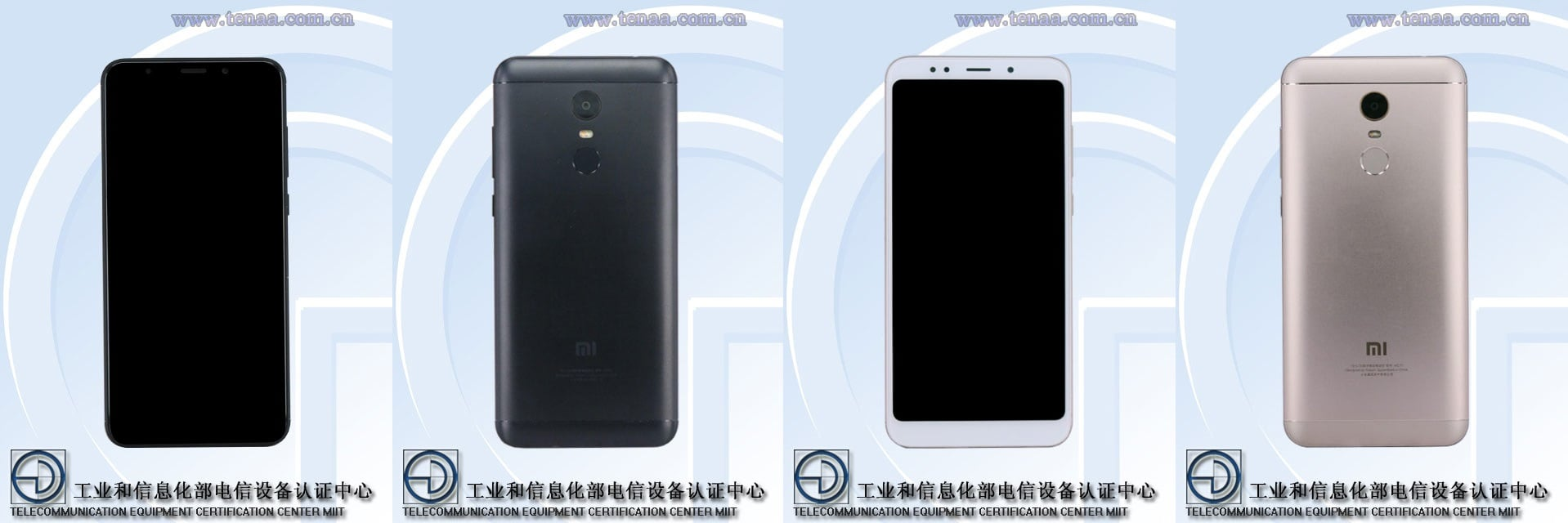 Tabletowo.pl Znamy specyfikację Xiaomi Redmi Note 5 Android Smartfony Xiaomi