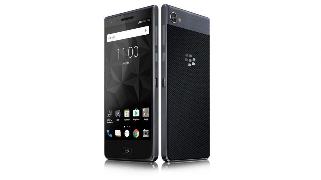 Tabletowo.pl BlackBerry Motion oficjalnie. Evan Blass był jak zwykle bezbłędny Android BlackBerry Nowości Smartfony