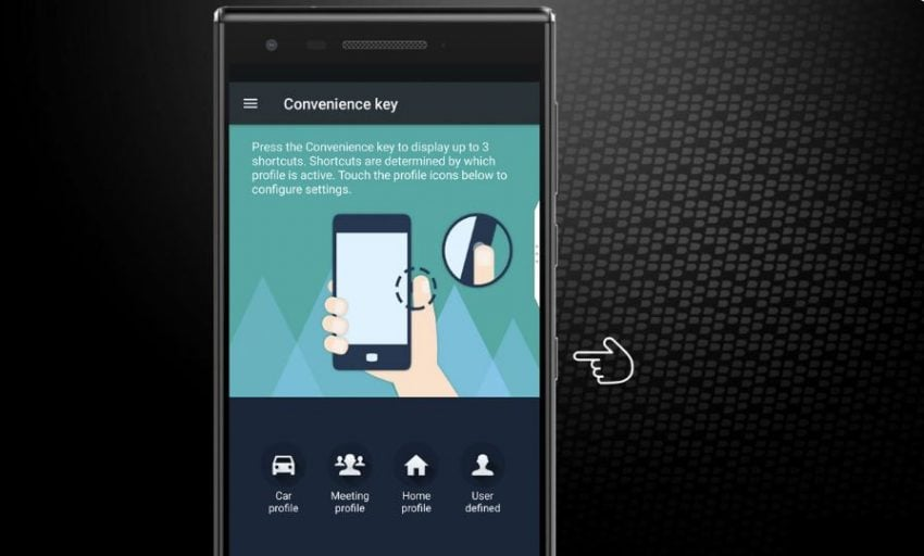 Tabletowo.pl Jeżyny są drogie w tym sezonie - BlackBerry Motion już w Polsce BlackBerry Smartfony