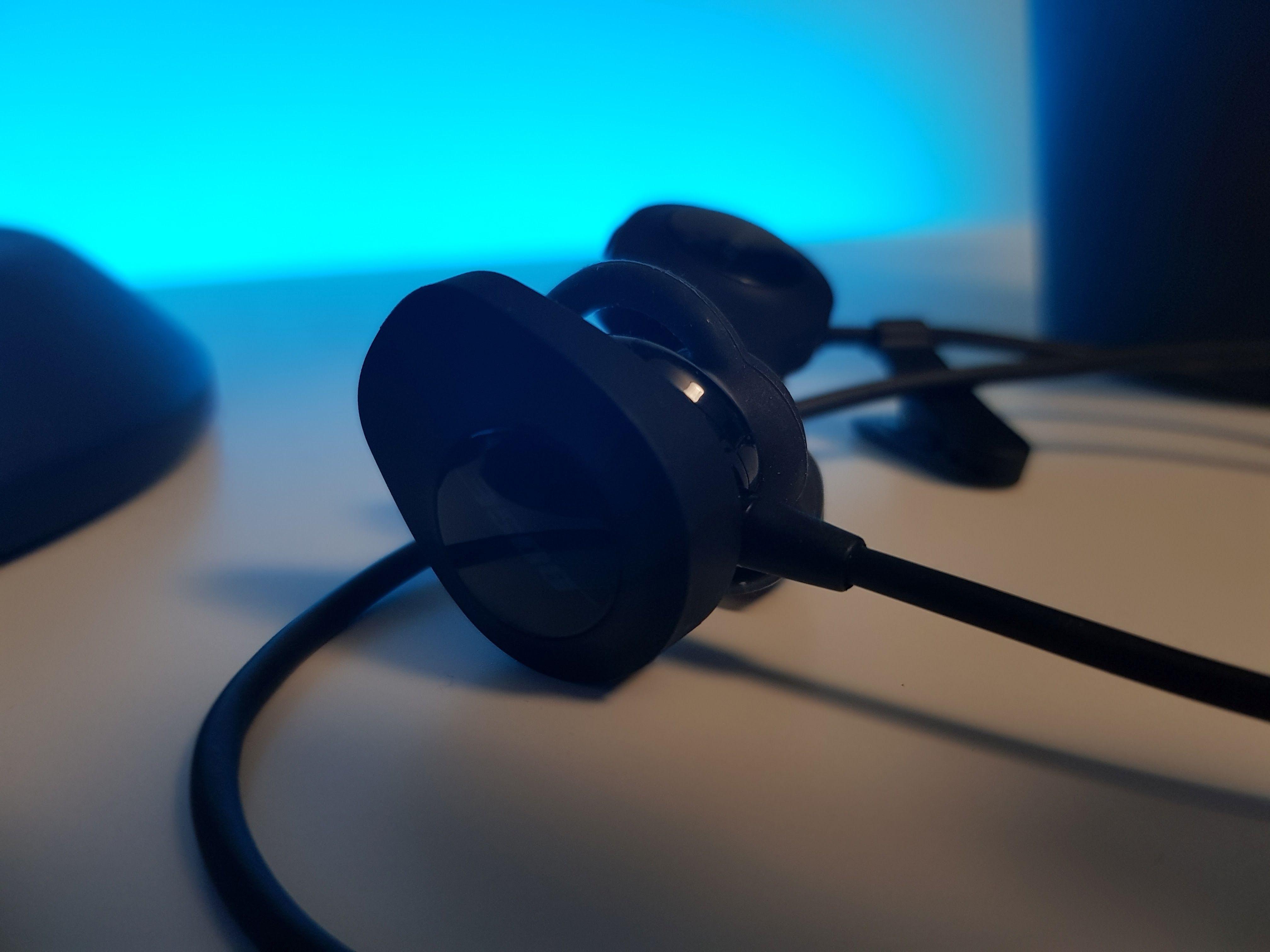 Tabletowo.pl Sportowe słuchawki Bose Soundsport Wireless okiem długofalowego użytkownika Akcesoria Audio Recenzje